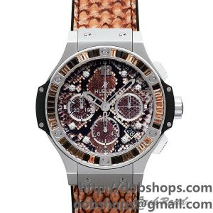 HUBLOT ウブロ ビッグバン ボアバン ブラウン【341.SX.7917.PR.1979】 Big Bang Boa Bang Brown limited Edition【341.SX.7917.PR.1979】