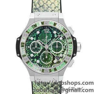 HUBLOT ウブロ ビッグバン ボアバン グリーン【341.SX.7817.PR.1978】 Big Bang Boa Bang Green Limited Edition【341.SX.7817.PR.1978】