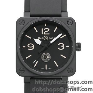 BELL&ROSS ベル&ロス 時計 BR01-92 10周年記念限定【BR0192-10TH-CE】 BR01 10th Anniversary【BR0192-10TH-CE】