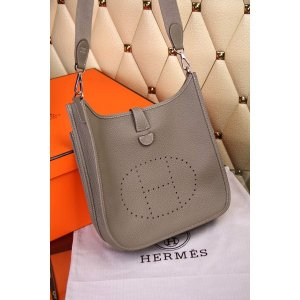 HERMES エルメス エヴリン3 PM バッグ 人気 斜めがけバッグ HERMES Evelyn エヴリンPM レザーEvelyn-004