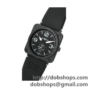 BELL&ROSS ベル&ロス 時計 --【BRS-98】