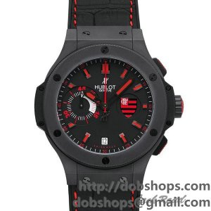 HUBLOT ウブロ ビッグバン フラメンゴバン【318.CI.1123.GR.FLM11】 Big Bang Flamengo Bang Limited Edition【318.CI.1123.GR.FLM11】