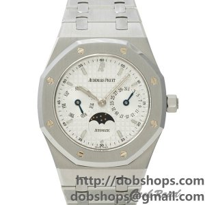 AUDEMARS PIGUET オーデマ ピゲ ロイヤルオーク デイデイト ムーンフェイズ【25594ST.OO.0789ST.05】 Royal Oak Day Date Moon Phase【25594ST.OO.0789ST.05】