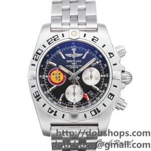 BREITLING ブライトリング 時計 クロノマット44 GMT パトルーユスイス リミテッド【A042BPSPS】 Chronomat 44 GMT Patrouille Suisse 50th Anniversary Limited E