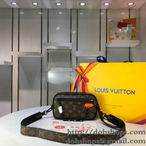 Louis Vuitton ルイヴィトン メンズバッグ 超人気 新作バッグ 高品質バッグ M44458